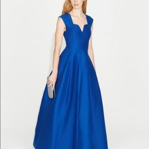 NWT Halston Heritage Ball Gown